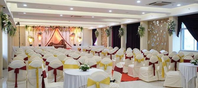 Banquet Halls – Things to do before it's late